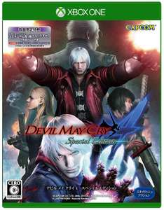 Devil May Cry 4 Special Edition [Xbox One] £3.71 @ Xbox Store Hungary