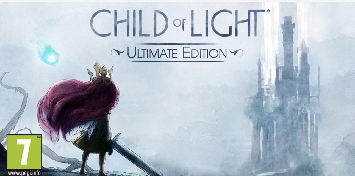 Child of Light Ultimate Edition (switch) @ Nintendo eshop - £4.80