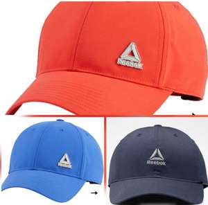 Reebok ACTIVE FOUNDATION LOGO CAP (More in OP) - £5.90 delivered with code @ Reebok