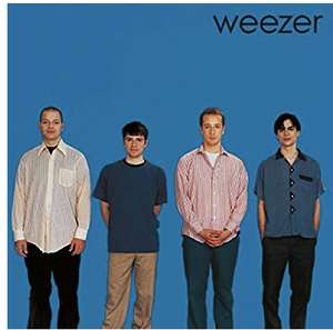 Weezer - Blue Album (VINYL) £10.99 (Prime) / £13.98 (non Prime) at Amazon