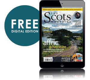 The Scots Magazine - Free April Digital Edition No Sign-Up Required