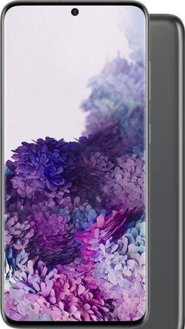 Samsung S20 30GB Data £48 (£31.50 after £396 cash back) Mobile Phones Direct