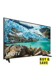 Samsung UE65RU7020KXXU 65 Inch HDR Smart 4K TV With Apple TV App £549 + £6.99 delivery at VERY