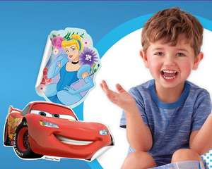 FREE Disney Stickers from Huggies Pullups - Choose from Cars or Princesses stickers