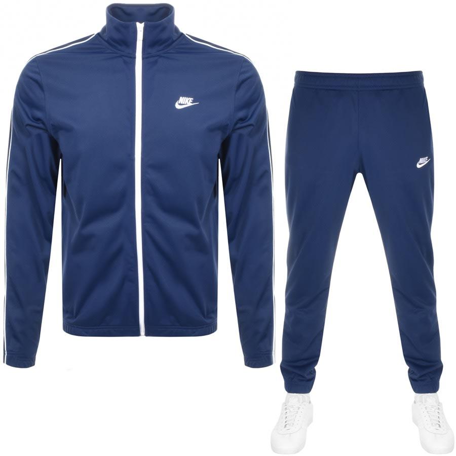 Men's Nike tracksuit navy £54 @ Mainline Menswear (£3.50 P&P)
