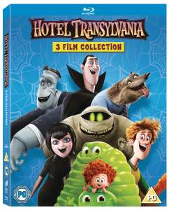 Hotel Transylvania: 3-film Collection [Box Set] (Blu-ray) - £4.99 Delivered @ Zoom