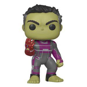 6 Inch (larger variant) Hulk with Infinity Gauntlet Funko Pop Vinyl £4.99 + £1 @ Forbidden Planet