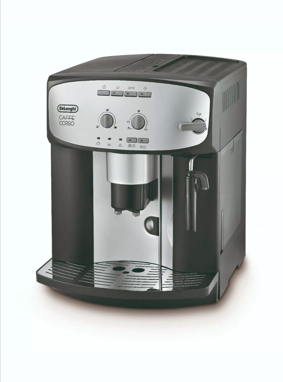 Refurbished De'Longhi Cafe Corso ESAM2800 Bean to Cup Coffee Machine £179.99 @ delonghi / eBay
