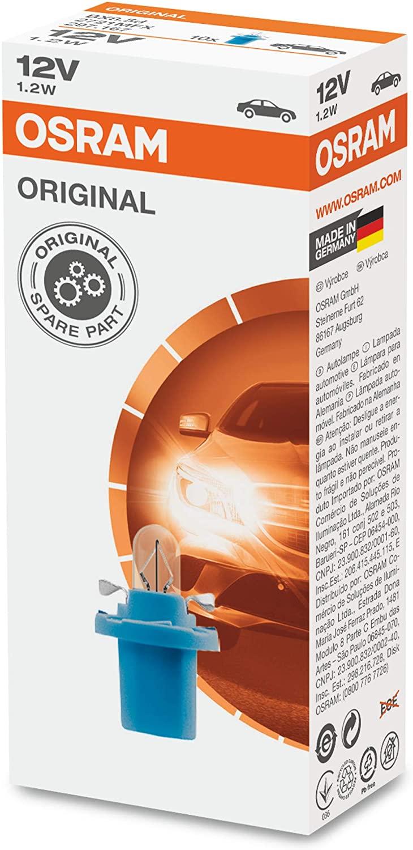 Osram 2721MFX Light Bulb, Set of 10 £1.05 (Prime) / £5.54 (non Prime) at Amazon