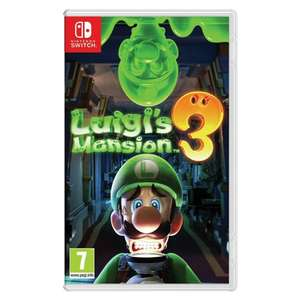 (Nintendo Switch) Luigi's Mansion 3 - £37.99 Delivered @ Monster-Shop
