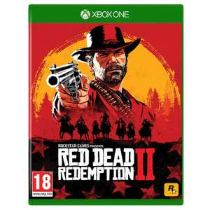 Red Dead Redemption 2 [Xbox one] - £22.99 @ Monstershop