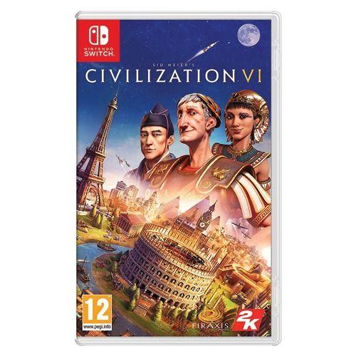 [Nintendo Switch] Sid Meier's Civilization VI 6 - £22.99 delivered @ Monster Shop