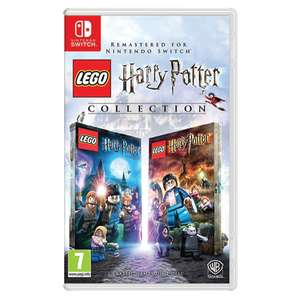 LEGO Harry Potter Collection [Nintendo Switch] £19.99 @ MonsterShop
