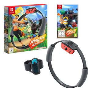 Nintendo Switch Ring Fit Adventure - Smyths Toys - £69.99