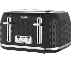 Breville Curve Toaster £34.99 Free Del. @ Currys