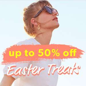 Up to 50% Off Easter Sale @ New Look (£1.99 delivery / Free on £25 spend)