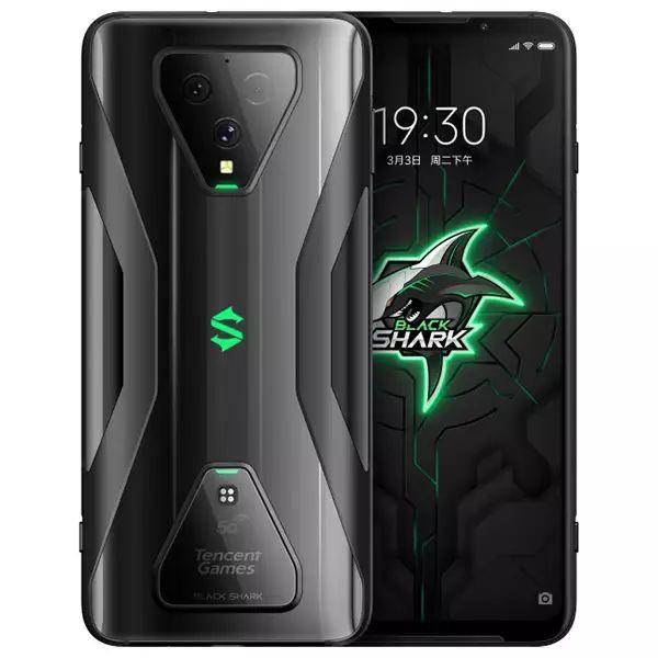Xiaomi Black Shark 3 5G 8GB RAM 128gb rom Games Smartphone Snapdragon 865 - £447.99 Delivered @ HK Goldway /Aliexpress