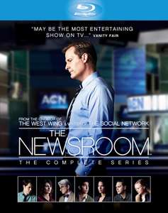 The Newsroom - The Complete Series 1-3 Box Set (Blu-ray) - £19.99 Delivered @ Coolshop