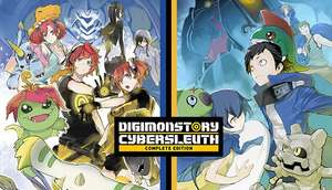 Digimon Story Cyber Sleuth: Complete Edition (PC) - £20.90 @ Humble Bundle