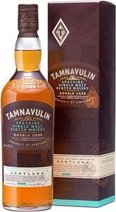 Tamnavulin Speyside Single Malt Scotch Whisky - Double Cask - £20 @ Amazon