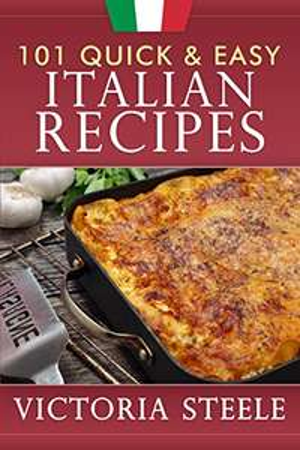 101 Quick & Easy Italian Recipes Kindle Edition - Free @ Amazon