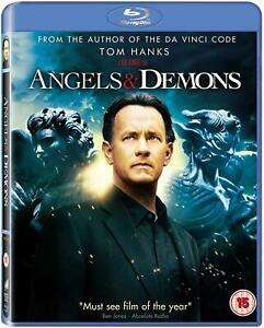 Angels & Demons - Extended Cut - [Blu-ray] £2.21 Delivered @ dvdbayuk_outlet on eBay