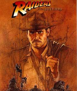 Raiders of the Lost Ark - Free to Watch on BBC IPlayer (BBC Licence Fee Required)