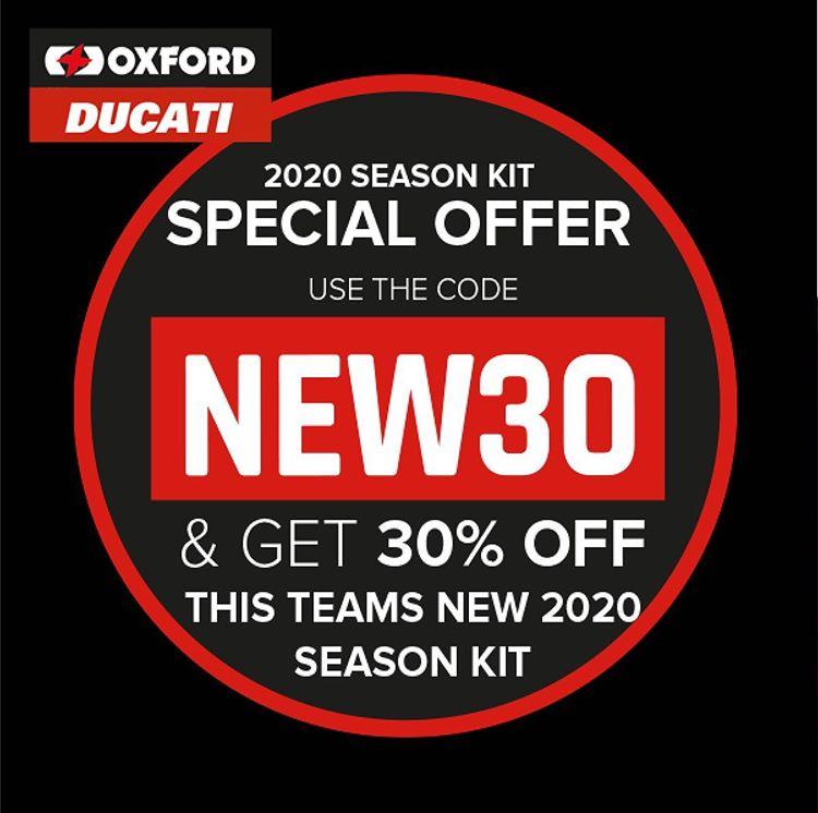 30% off New Season Kit @ Clinton Enterprises