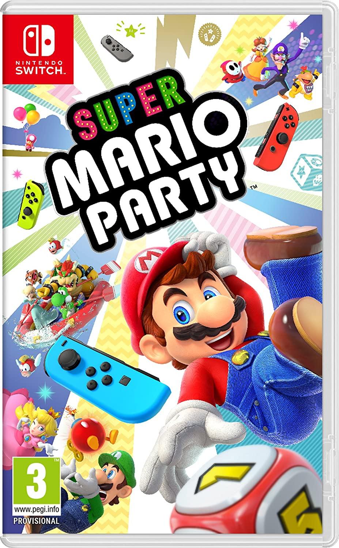Super Mario Party (Nintendo Switch) £34.99 @ Amazon