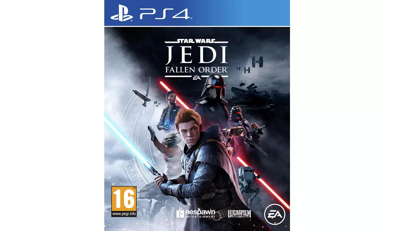 Star Wars Jedi Fallen Order (PS4) - £30.99 @ Argos (3.95 Delivery)