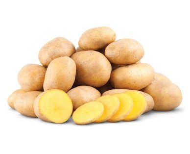 2 Kg White Potatoes - 39p in Aldi in-store - national
