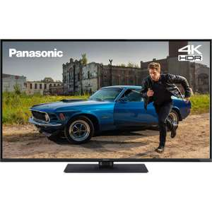 """Panasonic TX-55GX551B 55"""" Smart 4K Ultra HD TV with HDR10 and Freeview Play £341.10 @ AO (Using code)"""
