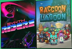 Oculus Quest Duo Pack Synth Riders and Raccoon Lagoon £16.99 @ Oculus