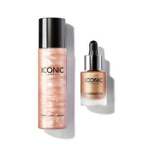 30% off plus extra 5% off, plus free gift worth £19 @ Iconic London - E.G Iconic Glow Bundle £34.58