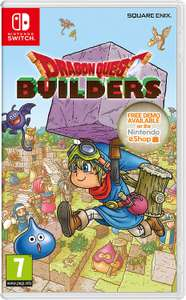 Dragon Quest Builders (Nintendo Switch) £28.99 @ Amazon