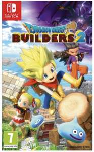 Dragon Quest Builders 2 - Switch £39.95 @ The Game Collection