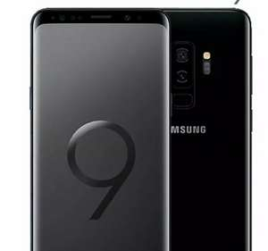 Samsung Galaxy S9 Plus Black 128GB Good Condition Voda Locked Smartphone £225 With Code @ Music Magpie Ebay