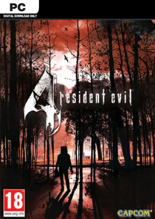 Resident evil 4 HD PC £2.99 at CDKeys