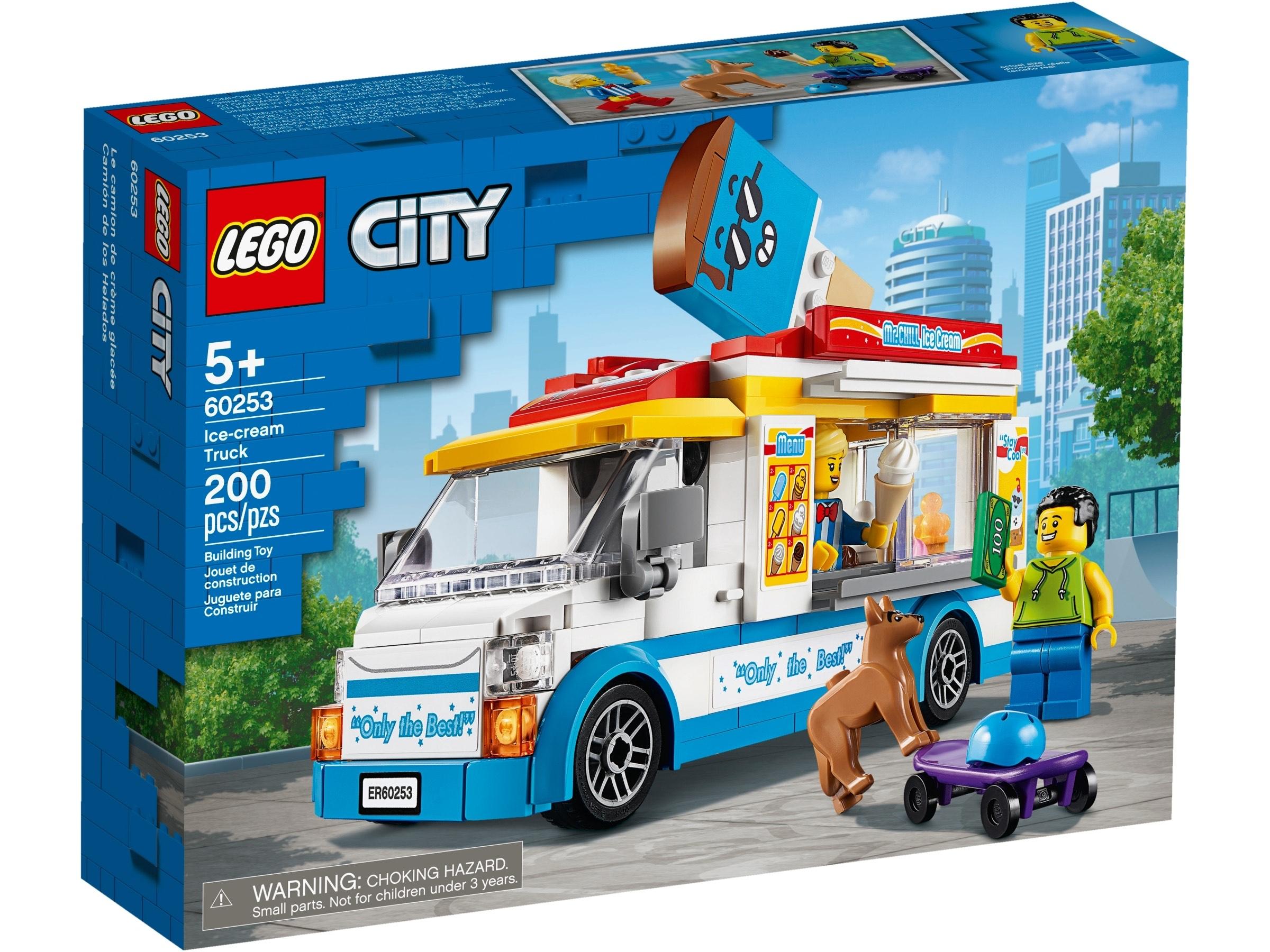 LEGO 60253 Ice Cream Truck £12 + £3.50 del @ John Lewis & Partners