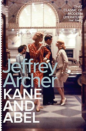 Kane and Abel by Jeffery Archer Kindle Edition - Free @ Amazon