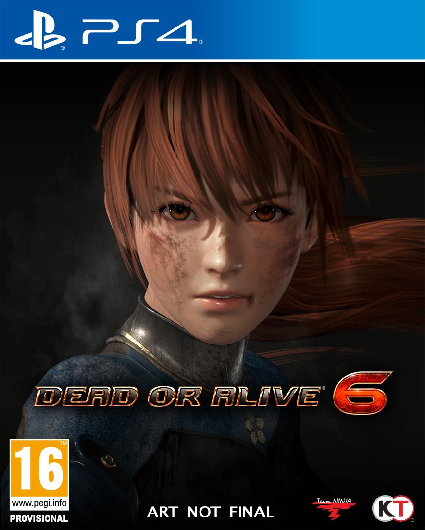 Dead Or Alive 6 (PS4) - £9.85 delivered @ Base