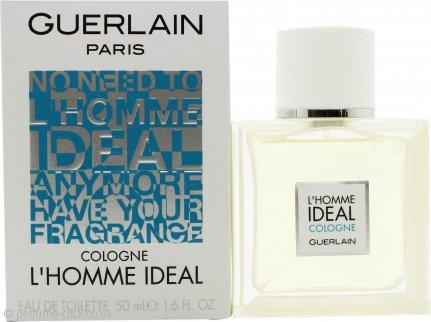 Guerlain L'Homme Ideal Cologne Eau de Toilette 50ml Spray £24.95 delivered at Perfume click