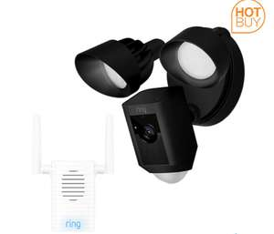 Ring Floodlight Camera with Chime Pro £194.89 at Costco