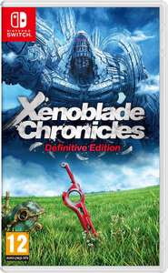 (Nintendo Switch) Xenoblade Chronicles: Definitive Edition (Pre-Order) £30.20 delivered @ Amazon France