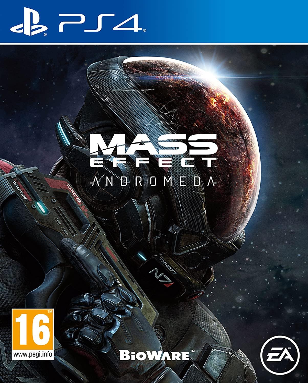 Mass Effect Andromeda (PS4) £9.02 @ Amazon (+£2.99 Non-prime)