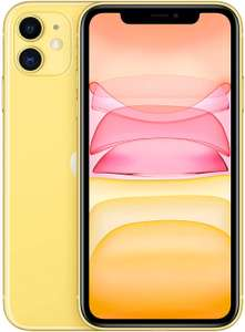 Apple iPhone 11 256GB Yellow £705.29 including delivery at Amazon Germany