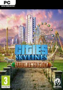 [Steam] Cities: Skylines - Parklife Edition (PC) Inc Base Game & Parklife DLC - £4.99 @ CDKeys