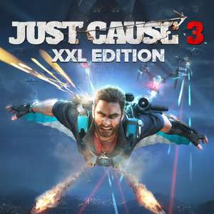 [Steam] Just Cause 3: XXL Edition (PC) - £2.84 @ Green Man Gaming