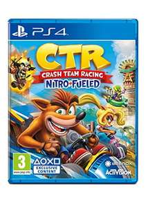 Crash Team Racing: Nitro-Fueled PS4 £19.85 delivered at Base