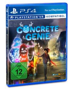 Concrete Genie (PS4 / PSVR) - £11.90 (£11.56 with fee free card) Delivered @ Amazon.de